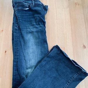 Lucky Brand Dark Wash Bootcut Jeans